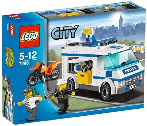 レゴ (LEGO) シティ ポリストランスポート 7286