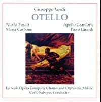 Otello (Hmv Recording)