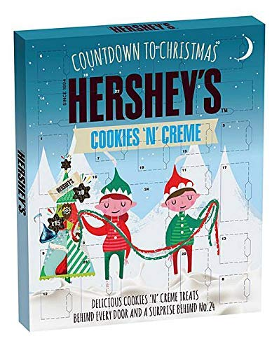 Hershey's Cookies N Creme Advent Calendar チョコレート アドベントカレンダー