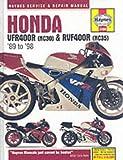 Honda VFR400R and RVF400R V-fours,1989-98 (Haynes Service & Repair Manuals)