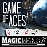 [マジック メーカー]Magic Makers Game of Aces Card Trick 3003DVD [並行輸入品]