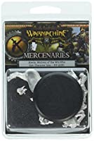 Privateer Press - Warmachine - Mercenary :Alexia Mistress of Witchfire モデルキット