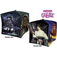 loonballoon Star Wars Darth Chewie Leia r2 - d2 Cubezキューブスクエアシェイプ15