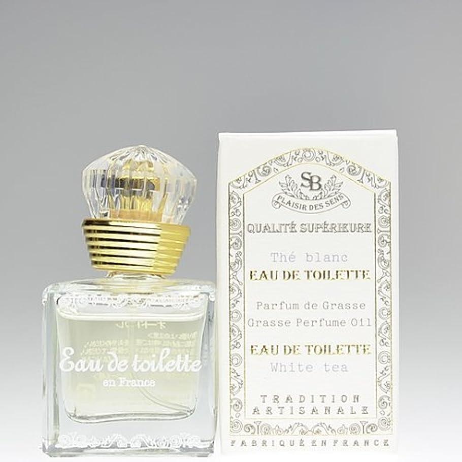 の間に染色幹Senteur et Beaute(サンタールエボーテ) フレンチクラシックシリーズ オードトワレ 30ml 「ホワイトティー」 2個セット