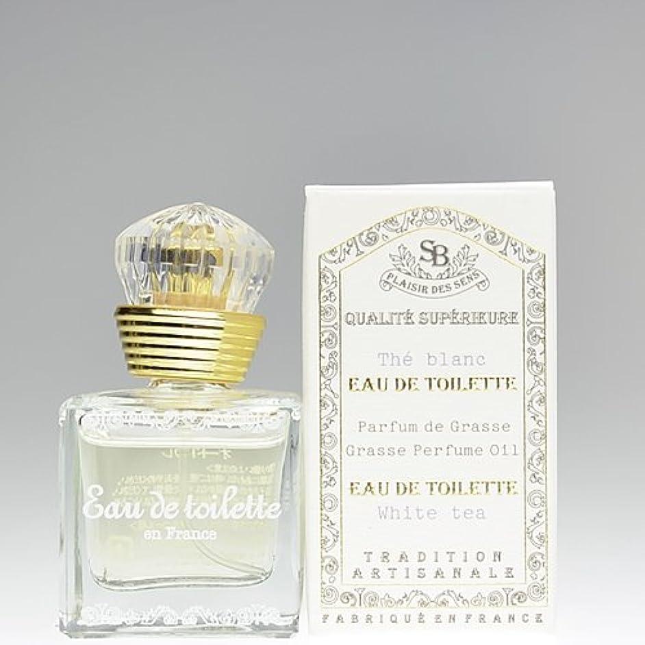 なぜ人里離れた計算Senteur et Beaute(サンタールエボーテ) フレンチクラシックシリーズ オードトワレ 30ml 「ホワイトティー」 2個セット