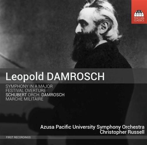 レオポルド・ダムロッシュ:管弦楽作品集