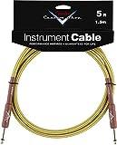 Fender ケーブル Fender® Custom Shop Cable, 5', Tweed