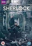 Sherlock - Series 4 / シャーロック シリーズ 4 ≪英語のみ≫ [PAL-UK]