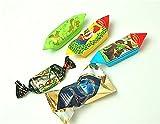 ロシア ミニチョコレート菓子 いろいろ詰め合わせ 10個セット