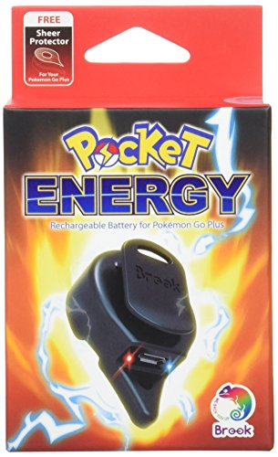 【USBから充電可能になります】 Pokemon GO Pl...