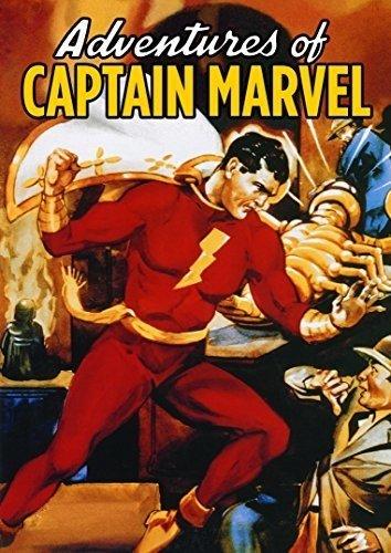 Adventures of Captain Marvel [DVD] [Import]