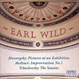 Russian Romantics by Earl Wild plays Russian Piano Works (1999-03-23)