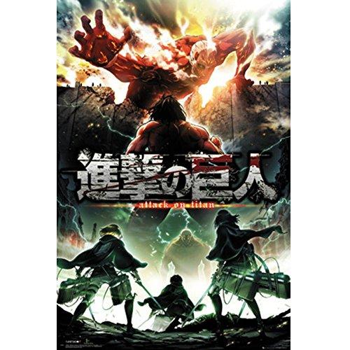 『Season 3』放送決定記念! 進撃の巨人 - Seas...