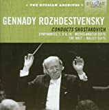 ショスタコーヴィチ:交響曲選集 画像