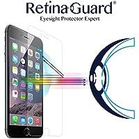 RetinaGuard iPhone6Plus/6sPlus ブルーライト90%カット 強化ガラスフィルム