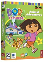 Dora the Explorer Animal Adventures (Mac) (輸入版)