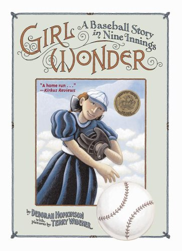 Girl Wonder: A Baseball Story in Nine Inningsの詳細を見る