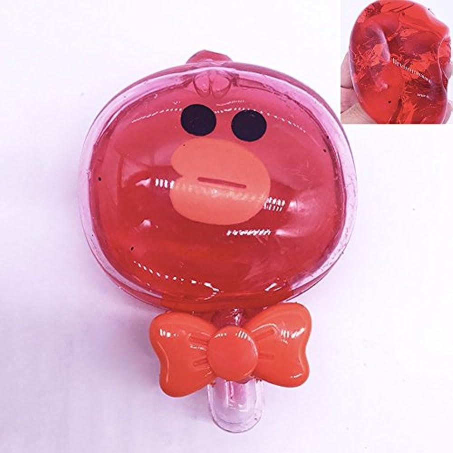 Yoshilimen クリスタル粘土 水晶粘土 おもちゃ 透明ゴム泥 子供プレゼント子供知能開発 ストレス解消 ランダム色 2個入れ