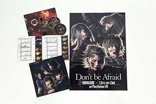 """【早期購入特典あり】Don't be Afraid【完全生産限定 BIOHAZAD® × L'Arc-en-Ciel盤】(Blu-ray付)(""""BIOHAZARD®×L'Arc-en-Cielショッピングバッグ"""