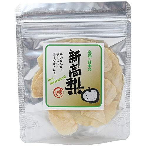 南国FOOD PLUS ドライフルーツ高知・針木の新高梨 20g