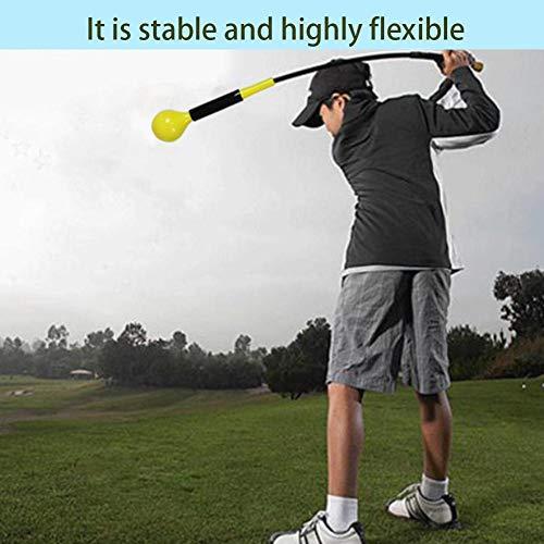 ゴルフ練習器 スイング ゴルフスイング 練習器具矯正 ゴルフ用品ゴルフ用トレーナー ゴルフ練習棒
