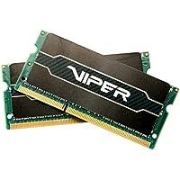 PATRIOT DDR3 デスクトップ ラップトップメモリ デュアルキット DDR3-1600 PC3-12800 (8GBx2枚組) CL9-9-9-24 1.35V PV316G160LC9SK