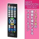 ELPA(エルパ) マルチリモコン RC-TV006UD 1746800
