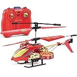GP TOYS ラジコンヘリ 小型 軽量 ヘリコプター ラジコン 室内 安定飛行 4ch 横移動 LEDライト搭載 G620