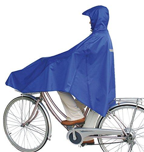 MARUTO (マルト) 自転車屋さんのポンチョ D-3POOK ブルー B00K182XXI 1枚目