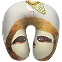 Merlin Quintina フクロウ 親子 抱き枕 U字型クッション 首枕 ネッククッション 旅行ピロー360度快適な睡眠 子宮頸椎 保護 ポータブル