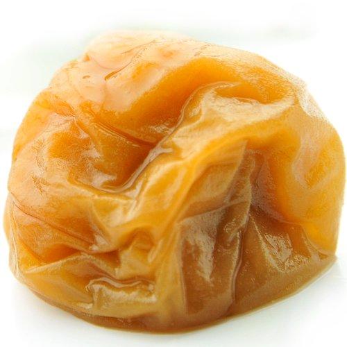 [訳あり] 紀州南高梅 つぶれ梅 はちみつ漬け 400g 塩分8%