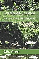 Gratitude Journal: with Christian-Based Motivational Phrases