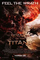 Wrath of the Titans ( 2012 ) 11 x 17映画ポスター – スタイルD Unframed PDPCB69005