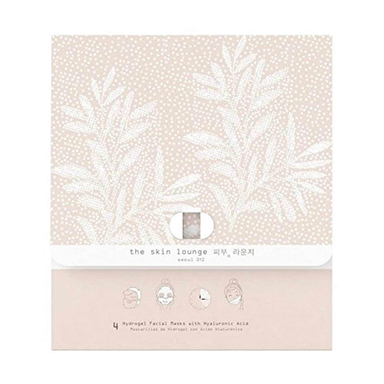 ペンス気分が良いスーダンThe Skin Lounge Hydrogel HA Pack of 6 (Pack of 6) - 4の皮膚ラウンジヒドロゲルヘクタールパック x6 [並行輸入品]
