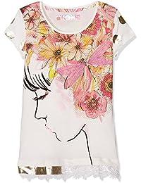 Desigual Toddler Girls ' ts Arkansas Tシャツ