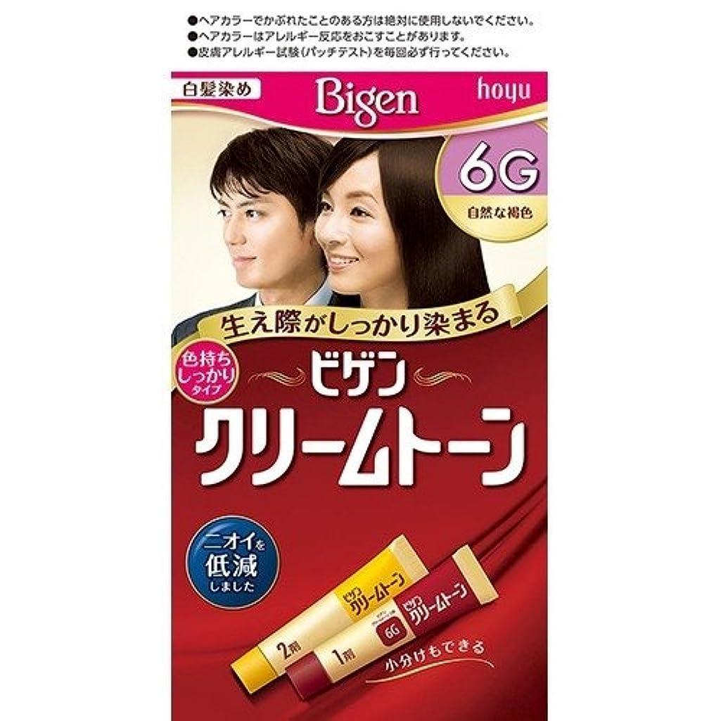 傷つきやすい活性化甘味ビゲン クリームトーン 6G