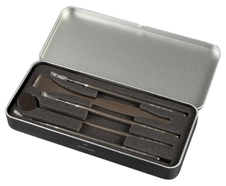 お風呂窒息させる知っているに立ち寄るNIKKEN ニッケン刃物 デンタルツール5本セット TM-13000