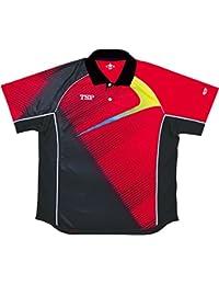ティーエスピー(TSP) ユニセックス 卓球 ウェア ゲームシャツ エクレールシャツ 031426