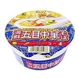 イトメン カップ海鮮五目中華そば 85g×12個
