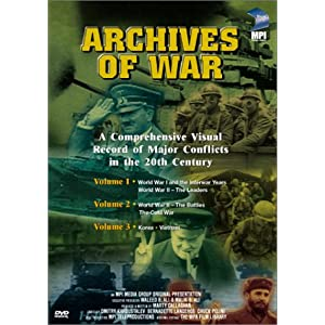 Archives of War [DVD] [Import]