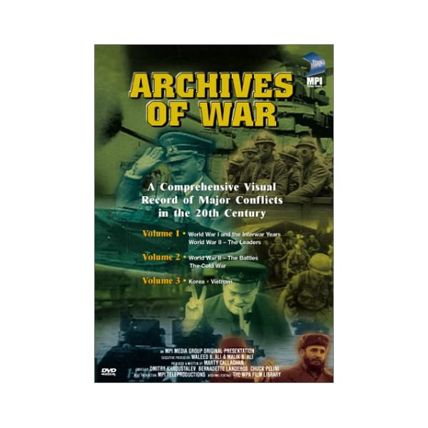Archives of War [DVD] [...の紹介画像1