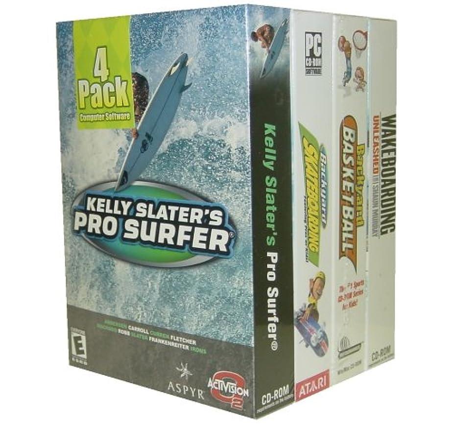 振る舞い原因移住するExtreme Sports 4 Pack (Win/Mac) (輸入版)
