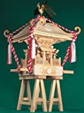 ウッディジョー 1/5 町みこし 木製模型 組立キット