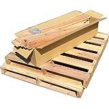 木製組立パレット ベッド作成などDIYの材料にプレナー加工で表面なめらか