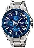 [カシオ]CASIO 腕時計 オシアナス Bluetooth搭載GPS電波ソーラー OCEAN BLUE OCW-G2000F-2AJF メンズ
