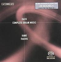 J. S. バッハ:オルガン曲全集(フーガの技法入り) (5CD) [Import](J.S.Bach:Complete Organ Music)