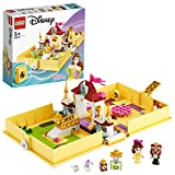 LEGO Disney Princess 43177 Belle's Storybook Adventures Building Kit (111 Pieces)