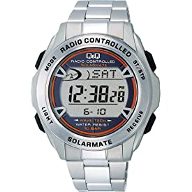 [シチズン キューアンドキュー]CITIZEN QQ 腕時計 SOLARMATE (ソーラーメイト) 電波ソーラーCITIZEN QQ(シチズン QQ) 参考価格10800 価格4520 OFF 6280 58%
