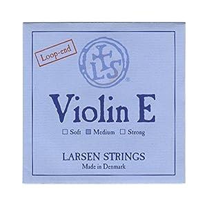 LARSEN STRINGS (ラーセン ストリングス) 弦 E スチール/ループViolin (ヴァイオリン) 用