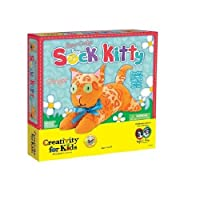 Creativity for Kids Sew Cute Kitty Kit